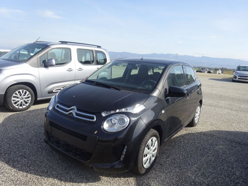 Photo 10 de l'offre de CITROEN C1 VTI 72 FEEL 5P à 9990€ chez 26 AUTO