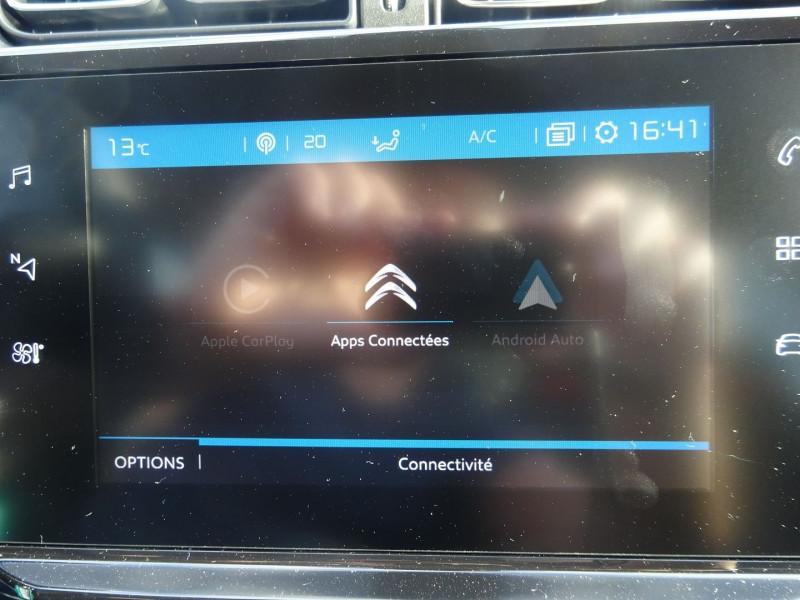 Photo 16 de l'offre de CITROEN C3 1.2 PURETECH 83CH S&S FEEL à 14590€ chez 26 AUTO