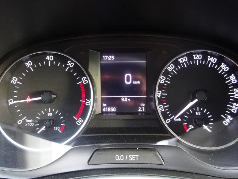 Photo 13 de l'offre de SKODA FABIA 1.0 TSI 95CH STYLE à 10590€ chez 26 AUTO