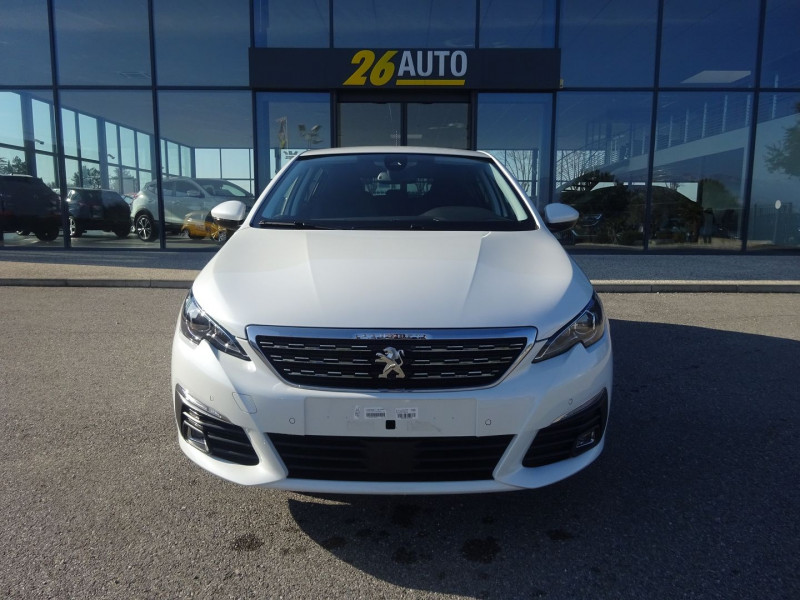 Photo 2 de l'offre de PEUGEOT 308 1.5 BLUEHDI 130CH S&S ALLURE PACK EAT8 à 23990€ chez 26 AUTO