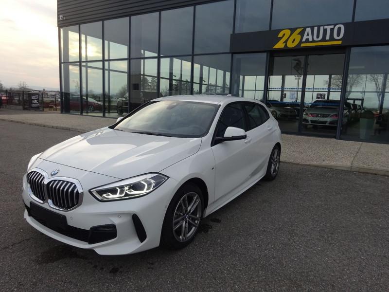 Photo 1 de l'offre de BMW SERIE 1 (F40) 118DA 150CH M SPORT 8CV à 32900€ chez 26 AUTO