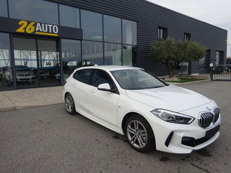 Photo 3 de l'offre de BMW SERIE 1 (F40) 118DA 150CH M SPORT 8CV à 32900€ chez 26 AUTO