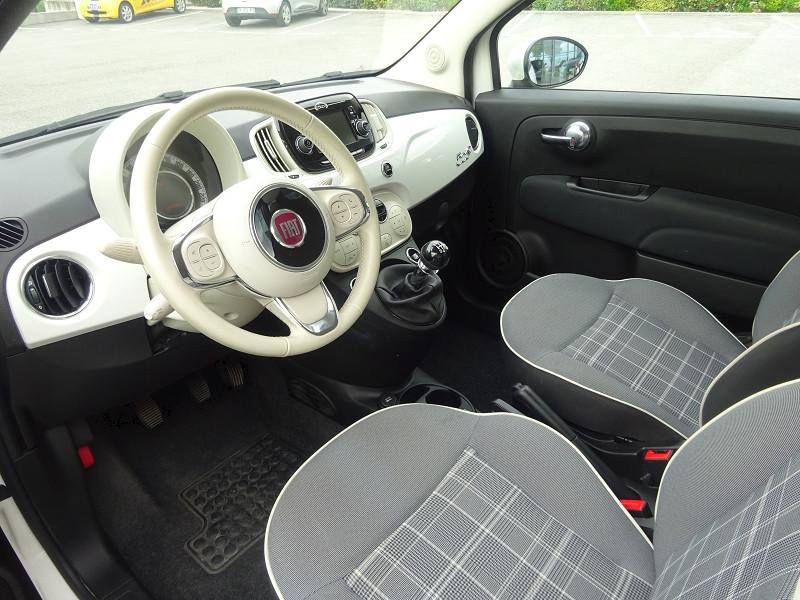 Photo 6 de l'offre de FIAT 500C 1.2 8V 69CH LOUNGE à 11390€ chez 26 AUTO