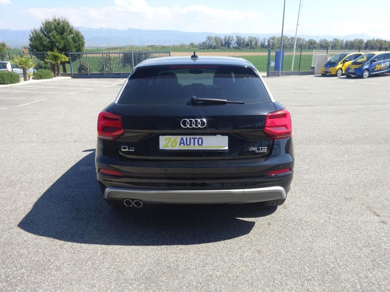 Photo 5 de l'offre de AUDI Q2 35 TDI 150CH S LINE QUATTRO S TRONIC 7 EURO6D-T 134G à 33990€ chez 26 AUTO