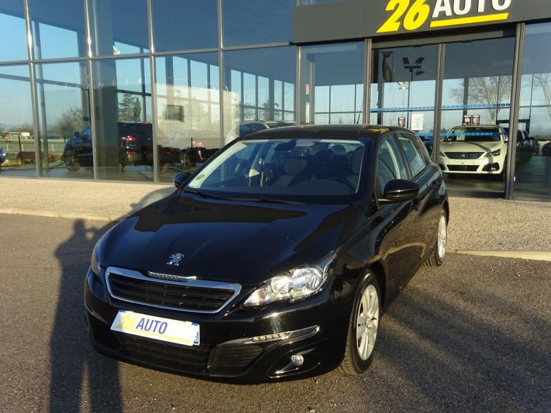 Peugeot 308 1.6 BLUEHDI 120CH ACTIVE BUSINESS S&S 5P Diesel NOIR PERLA Occasion à vendre