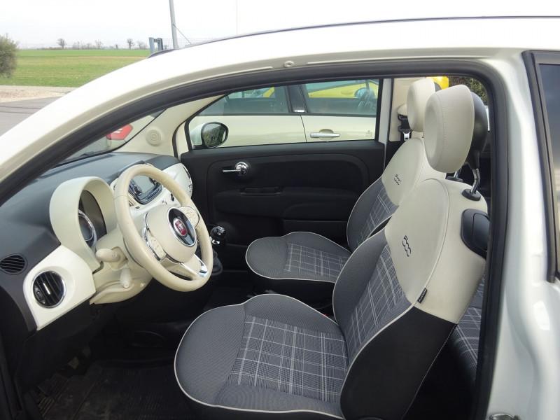 Photo 9 de l'offre de FIAT 500C 1.2 8V 69CH LOUNGE à 10790€ chez 26 AUTO