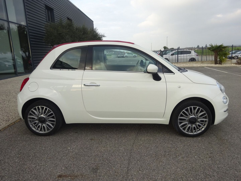 Photo 4 de l'offre de FIAT 500C 1.2 8V 69CH LOUNGE à 10790€ chez 26 AUTO