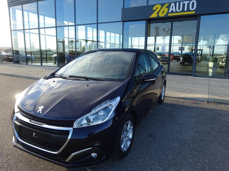 Peugeot 208 1.2 PURETECH 82CH ACTIVE 5P Essence BLEU ENCRE Occasion à vendre
