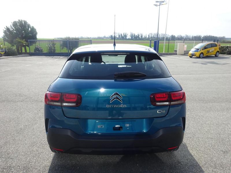 Photo 5 de l'offre de CITROEN C4 CACTUS BLUEHDI 100CH S&S FEEL E6.D-TEMP à 13990€ chez 26 AUTO