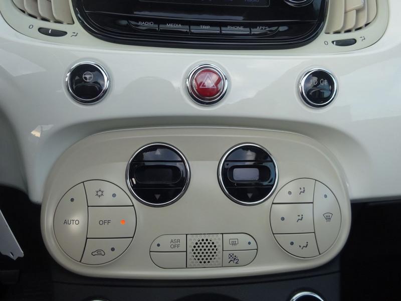 Photo 10 de l'offre de FIAT 500C 1.2 8V 69CH LOUNGE à 10790€ chez 26 AUTO