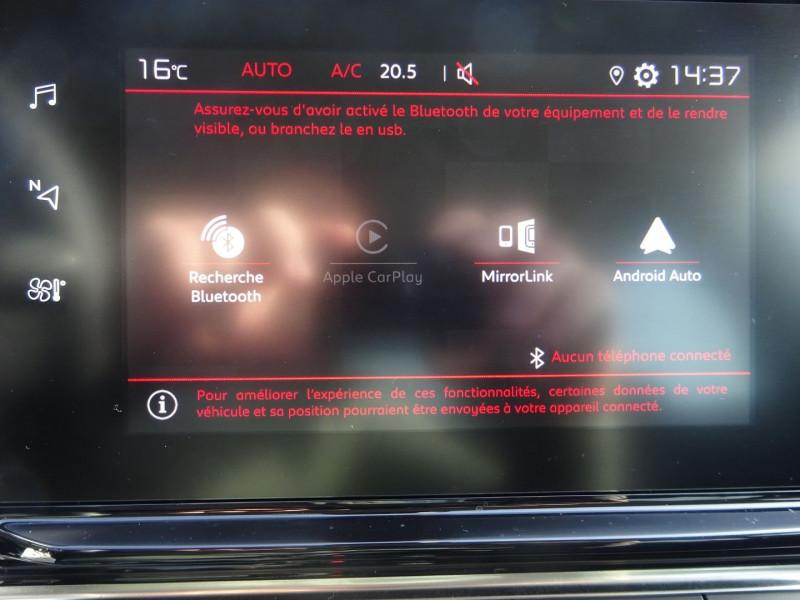Photo 15 de l'offre de CITROEN C3 1.5 BLUEHDI 100CH S&S FEEL à 15690€ chez 26 AUTO