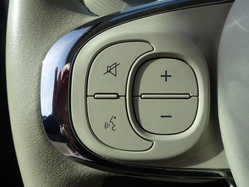 Photo 13 de l'offre de FIAT 500C 1.2 8V 69CH LOUNGE à 11390€ chez 26 AUTO