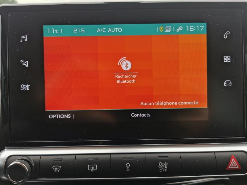 Photo 17 de l'offre de CITROEN C4 CACTUS PURETECH 110CH S&S FEEL E6.D 6CV à 15990€ chez 26 AUTO