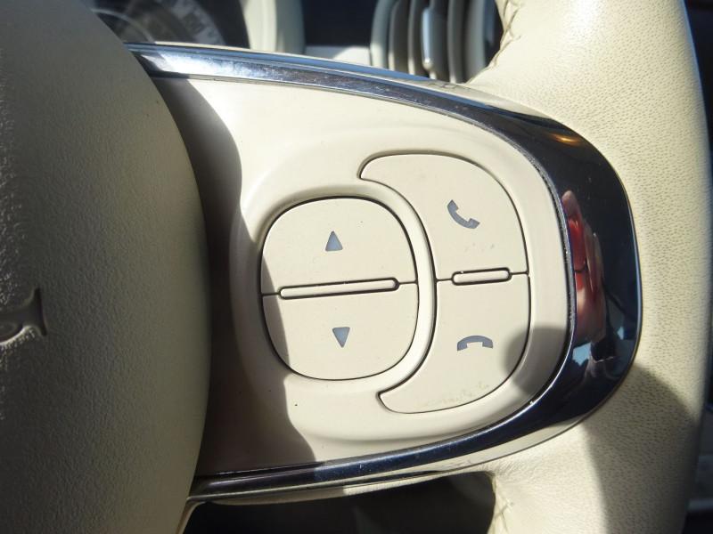 Photo 14 de l'offre de FIAT 500C 1.2 8V 69CH LOUNGE à 11390€ chez 26 AUTO
