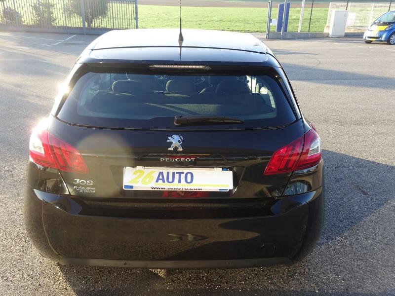 Photo 4 de l'offre de PEUGEOT 308 1.6 BLUEHDI 120CH ACTIVE BUSINESS S&S 5P à 13290€ chez 26 AUTO