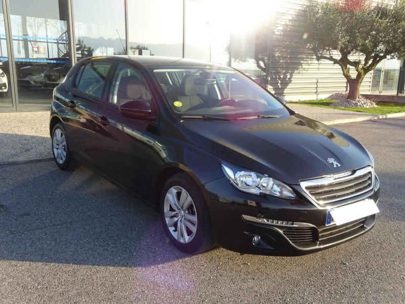 Photo 3 de l'offre de PEUGEOT 308 1.6 BLUEHDI 120CH ACTIVE BUSINESS S&S 5P à 13290€ chez 26 AUTO
