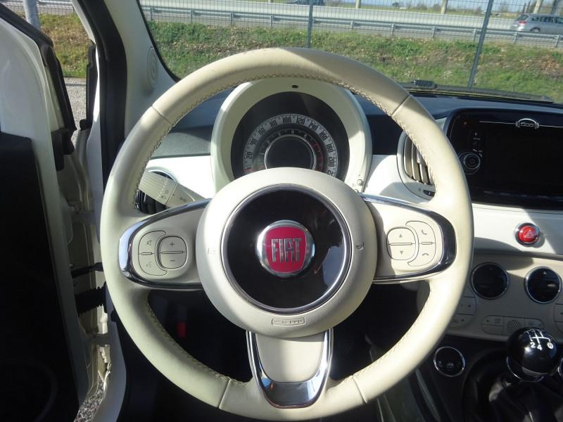 Photo 15 de l'offre de FIAT 500C 1.2 8V 69CH LOUNGE à 11390€ chez 26 AUTO