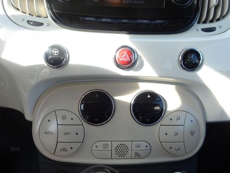 Photo 19 de l'offre de FIAT 500C 1.2 8V 69CH LOUNGE à 11390€ chez 26 AUTO