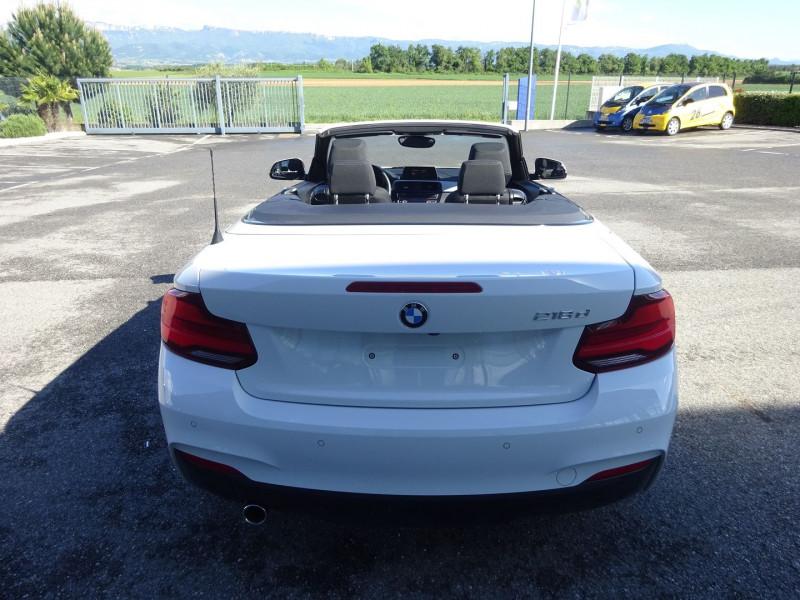 Photo 5 de l'offre de BMW SERIE 2 CABRIOLET (F23) 218DA 150CH M SPORT à 37990€ chez 26 AUTO