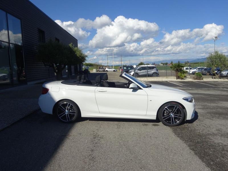 Photo 4 de l'offre de BMW SERIE 2 CABRIOLET (F23) 218DA 150CH M SPORT à 37990€ chez 26 AUTO