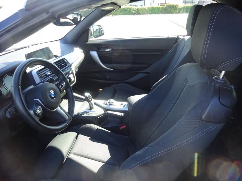 Photo 8 de l'offre de BMW SERIE 2 CABRIOLET (F23) 218DA 150CH M SPORT à 37990€ chez 26 AUTO