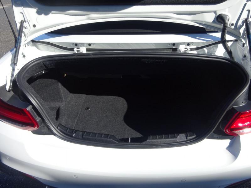 Photo 11 de l'offre de BMW SERIE 2 CABRIOLET (F23) 218DA 150CH M SPORT à 37990€ chez 26 AUTO
