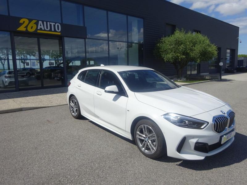 Photo 3 de l'offre de BMW SERIE 1 (F40) 118DA 150CH M SPORT 8CV à 32390€ chez 26 AUTO