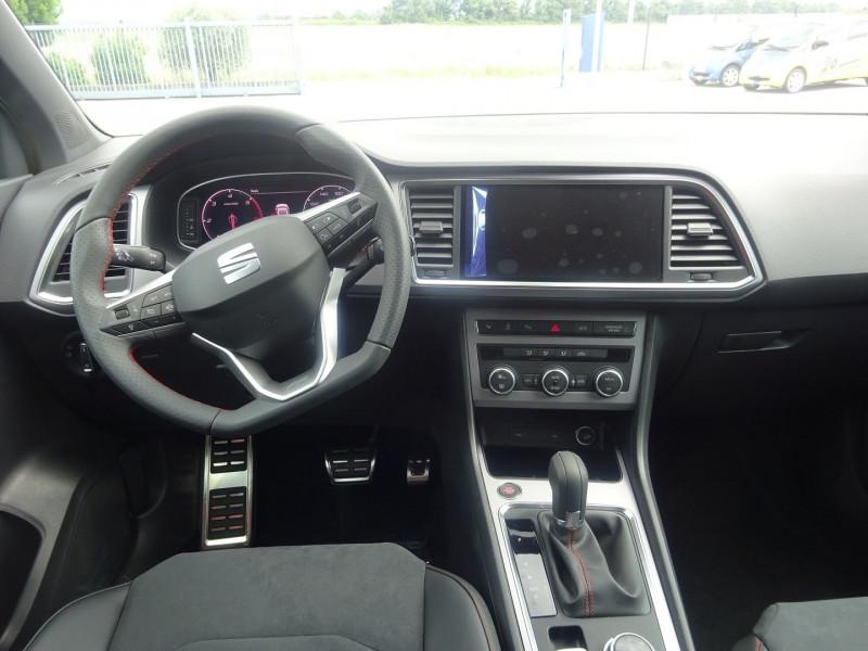 Photo 9 de l'offre de SEAT ATECA 2.0 TDI 150CH START&STOP  FR DSG à 31990€ chez 26 AUTO