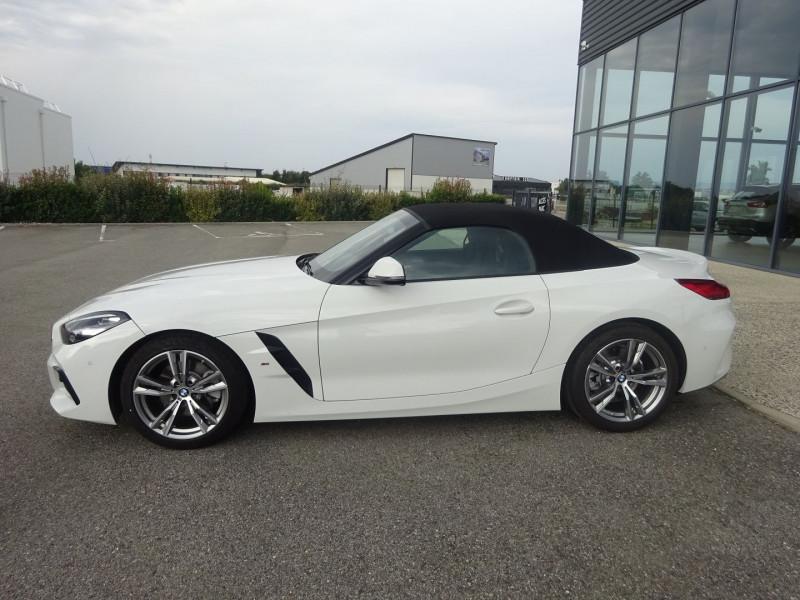 Photo 3 de l'offre de BMW Z4 ROADSTER (G29) SDRIVE20IA 197CH M SPORT à 49990€ chez 26 AUTO