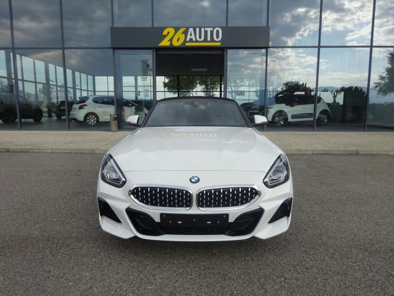 Photo 2 de l'offre de BMW Z4 ROADSTER (G29) SDRIVE20IA 197CH M SPORT à 49990€ chez 26 AUTO