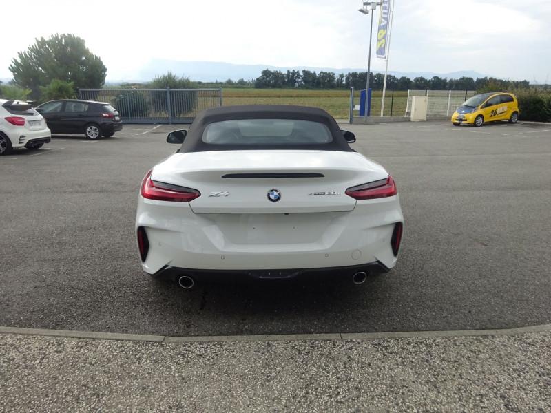 Photo 5 de l'offre de BMW Z4 ROADSTER (G29) SDRIVE20IA 197CH M SPORT à 49990€ chez 26 AUTO