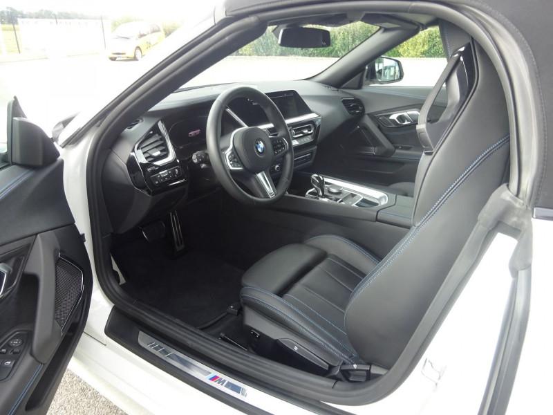 Photo 11 de l'offre de BMW Z4 ROADSTER (G29) SDRIVE20IA 197CH M SPORT à 49990€ chez 26 AUTO