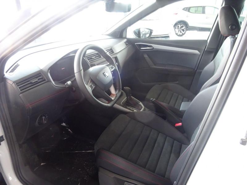 Photo 7 de l'offre de SEAT ARONA 1.0 ECOTSI 110CH START/STOP FR DSG EURO6D-T à 22390€ chez 26 AUTO