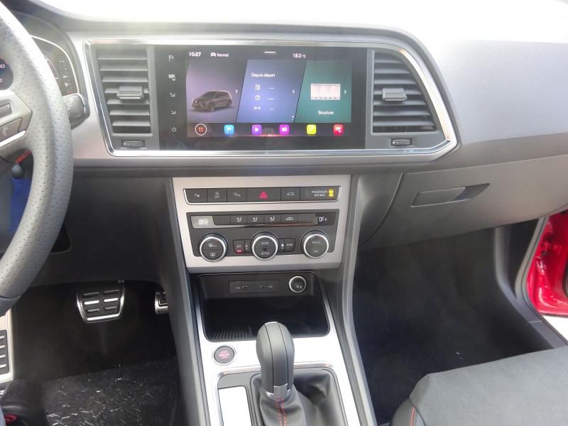 Photo 12 de l'offre de SEAT ATECA 2.0 TDI 150CH START&STOP  FR DSG à 32090€ chez 26 AUTO
