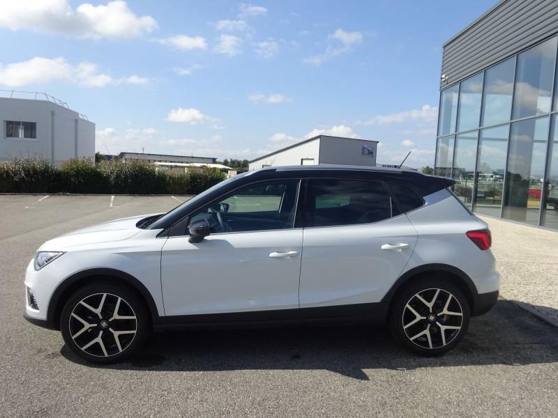 Photo 3 de l'offre de SEAT ARONA 1.0 ECOTSI 110CH START/STOP FR DSG EURO6D-T à 22390€ chez 26 AUTO