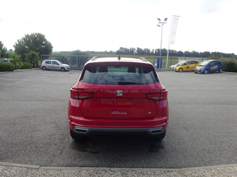 Photo 6 de l'offre de SEAT ATECA 2.0 TDI 150CH START&STOP  FR DSG à 32090€ chez 26 AUTO