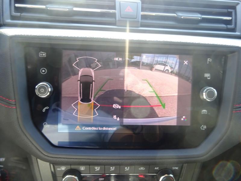 Photo 13 de l'offre de SEAT ARONA 1.0 ECOTSI 110CH START/STOP FR DSG EURO6D-T à 22390€ chez 26 AUTO