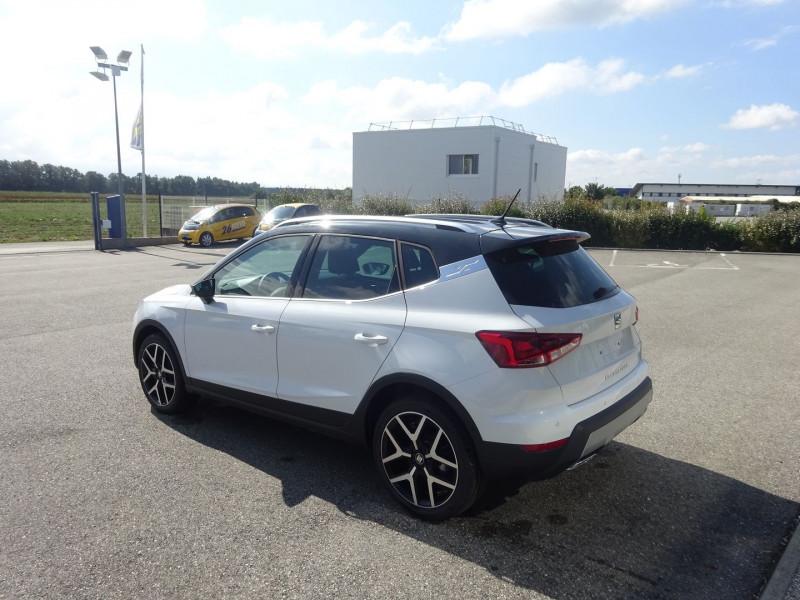 Photo 4 de l'offre de SEAT ARONA 1.0 ECOTSI 110CH START/STOP FR DSG EURO6D-T à 22390€ chez 26 AUTO