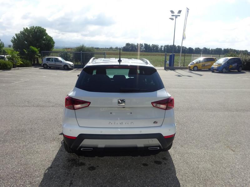 Photo 5 de l'offre de SEAT ARONA 1.0 ECOTSI 110CH START/STOP FR DSG EURO6D-T à 22390€ chez 26 AUTO
