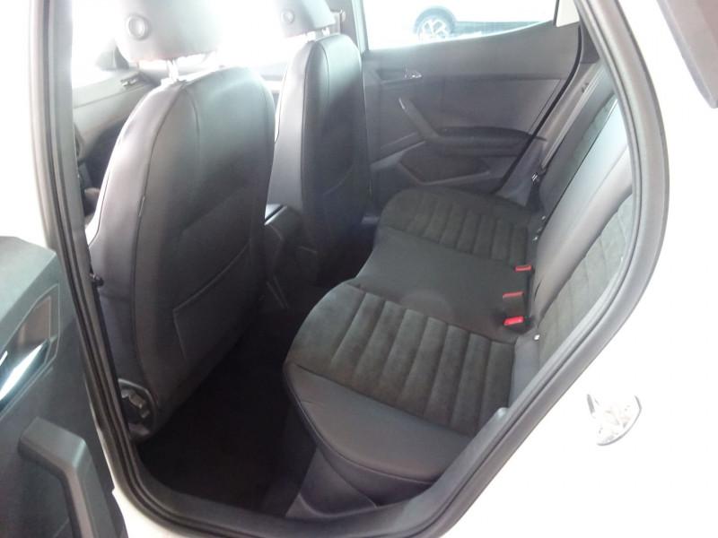 Photo 8 de l'offre de SEAT ARONA 1.0 ECOTSI 110CH START/STOP FR DSG EURO6D-T à 22390€ chez 26 AUTO