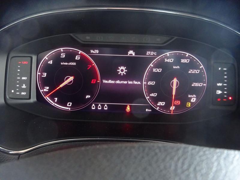 Photo 11 de l'offre de SEAT ARONA 1.0 ECOTSI 110CH START/STOP FR DSG EURO6D-T à 22390€ chez 26 AUTO