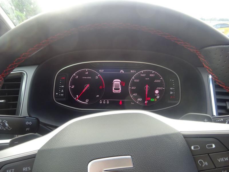 Photo 9 de l'offre de SEAT ATECA 2.0 TDI 150CH START&STOP  FR DSG à 32090€ chez 26 AUTO