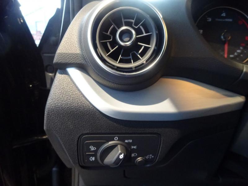 Photo 14 de l'offre de AUDI Q2 35 TDI 150CH S LINE QUATTRO S TRONIC 7 EURO6D-T 134G à 33390€ chez 26 AUTO