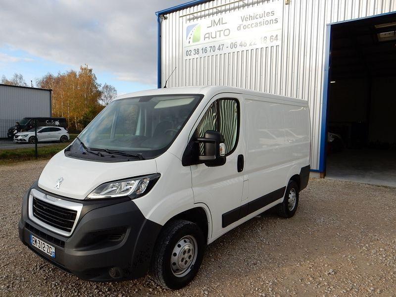 Peugeot BOXER 2.0 BLUEHDI 130 PREMIUM L1 H1 Diesel BLANC Occasion à vendre