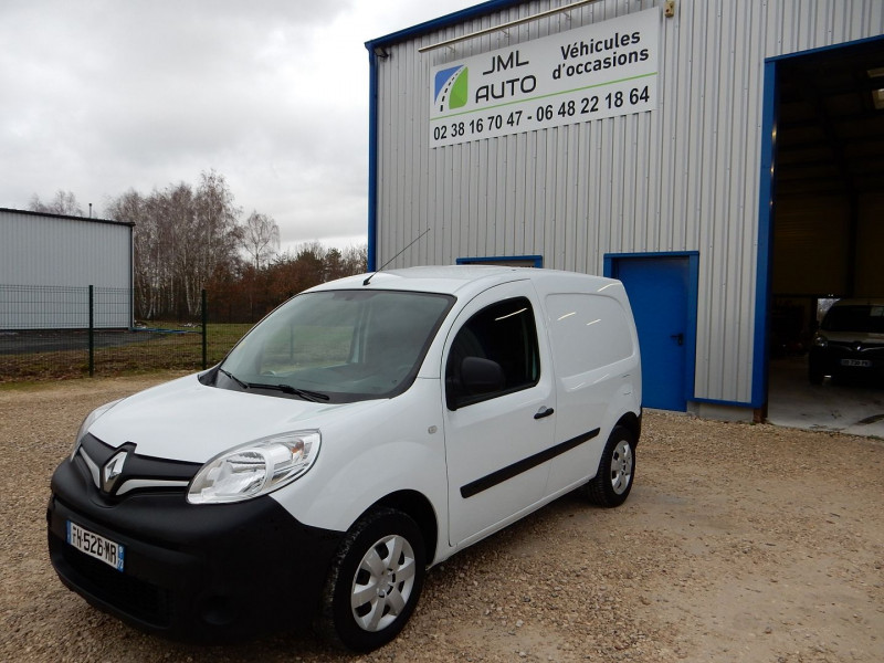 Renault KANGOO II EXPRESS 1.5 DCI 90CH EXTRA R-LINK Diesel BLANC Occasion à vendre