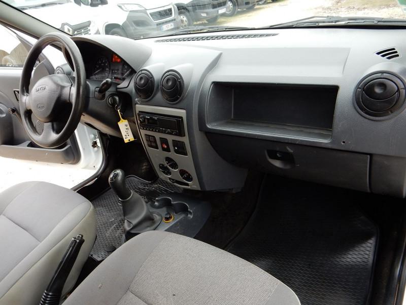 Photo 7 de l'offre de DACIA LOGAN PICK-UP 1.5 DCI 70CH AMBIANCE à 10490€ chez JML Auto