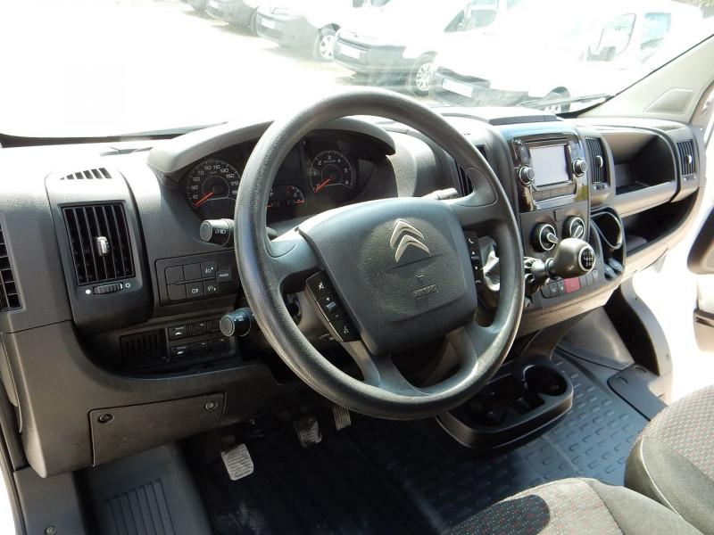 Photo 8 de l'offre de CITROEN JUMPER 2.0 BLUEHDI 160CV L2 H2 BUSINESS à 15490€ chez JML Auto