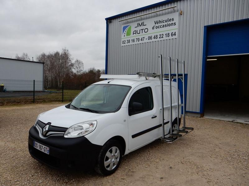 Renault KANGOO II PUPITRE PORTE VERRE 1.5 DCI 90 ENERGY GRAND CONFORT Diesel BLANC Occasion à vendre