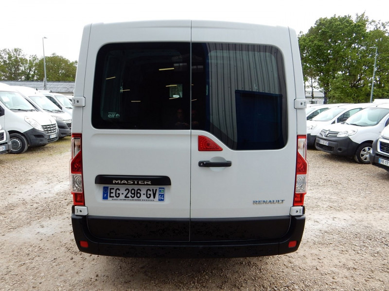 Photo 5 de l'offre de RENAULT MASTER III 2.3 DCI 170CH L1 H1 GRAND CONFORT R-LINK EURO6 à 16490€ chez JML Auto