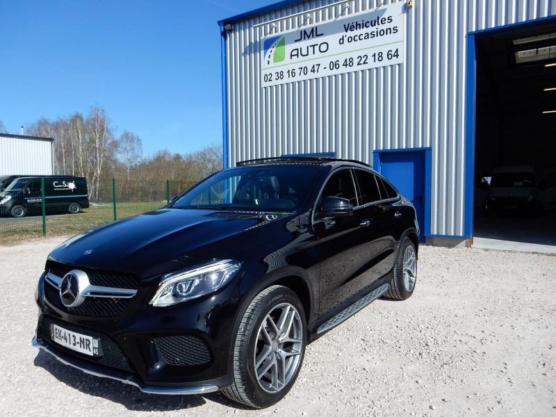 Mercedes-Benz GLE COUPE (C292) 350 D 258CH FASCINATION 4MATIC 9G-TRONIC Diesel NOIR Occasion à vendre